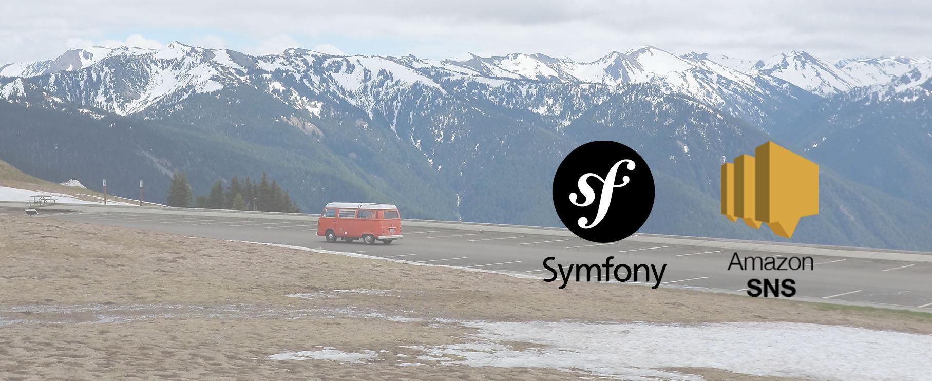 Symfony Messenger on AWS Lambda